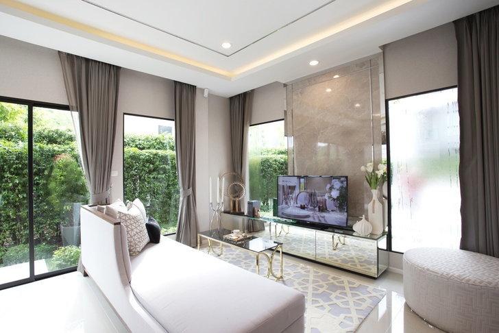 แต่งบ้านสไตล์ luxury