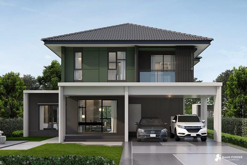 Beautiful House Phuket Project