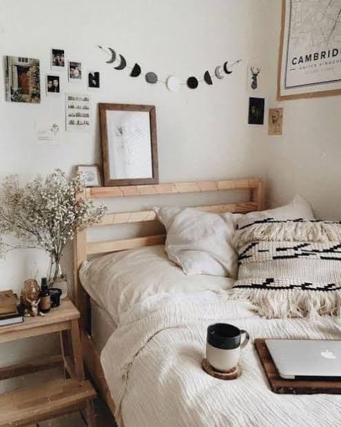 รูปแบบการแต่งห้องนอน วินเทจสวยๆ