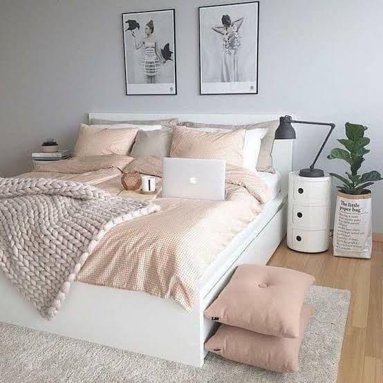 รูปแบบการแต่งห้องนอน วินเทจ
